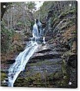 Dingman Falls Acrylic Print