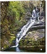 Dingmans Falls Acrylic Print