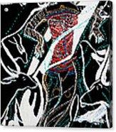 Dinka Dance Acrylic Print