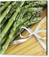 Dinner Ingredients Acrylic Print