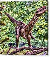 Dino In The Bronx One Acrylic Print