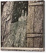 Dionisius Acrylic Print