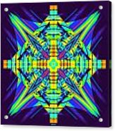 Direction Overload 2 Acrylic Print
