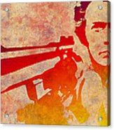 Dirty Harry - 4 Acrylic Print