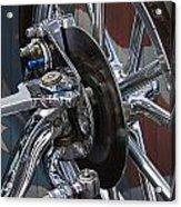 Disc Brakes Hot Rod Acrylic Print