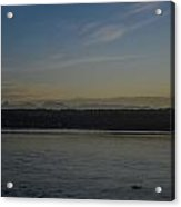 First Light Discovery Passage Acrylic Print