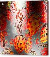 Disintegration Acrylic Print