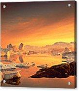 Disko Bay, Greenland Acrylic Print