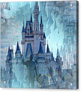 Disney Dreams Acrylic Print