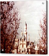 Disneyland 1977 Acrylic Print