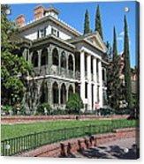 Disneyland Park Anaheim - 121216 Acrylic Print