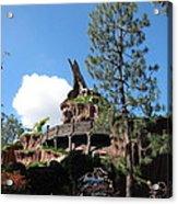 Disneyland Park Anaheim - 121220 Acrylic Print