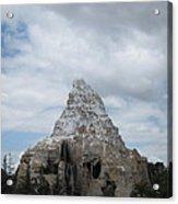 Disneyland Park Anaheim - 121251 Acrylic Print