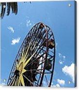 Disneyland Park Anaheim - 121265 Acrylic Print