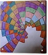 Disorientation Acrylic Print