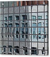 Distorted Reflections Acrylic Print