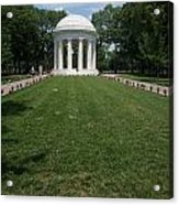 District Of Columbia War Memorial Acrylic Print