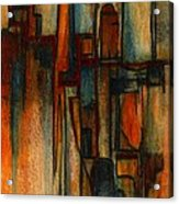 Divergence Acrylic Print