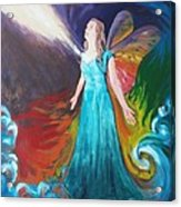 Divine Calling To Fly Acrylic Print