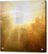 Divine Light Acrylic Print