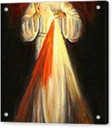 Divine Mercy Acrylic Print
