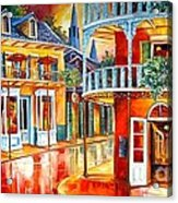 Divine New Orleans Acrylic Print