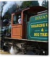 Dixiana Engine 4 Acrylic Print