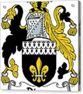Dixon Coat Of Arms Irish Acrylic Print