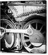 Do The Locomotive With Me Acrylic Print