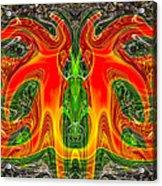 Doctor Octopus Acrylic Print