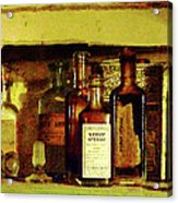 Doctor - Syrup Of Ipecac Acrylic Print by Susan Savad