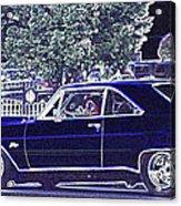 Dodge Dart Swinger Acrylic Print