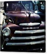 Dodge Pickup Acrylic Print