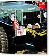Dodge Power Wagon Front End Acrylic Print