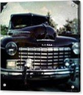 Dodge Acrylic Print