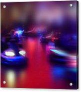Dodgem Night Acrylic Print