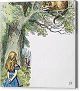 Dodgson: Alice, 1865 Acrylic Print