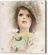 Doll 624-12-13 Marucii Acrylic Print