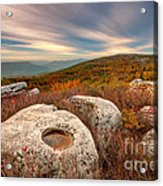 Dolly Sods Wilderness D30019870 Acrylic Print