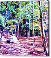 Dolmen Pass Acrylic Print