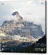 Dolomites Of Italy Acrylic Print