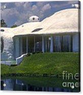 Dome Home Acrylic Print