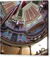 Dome Of The Old Courthouse Acrylic Print