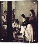 Dominguez Becquer, Jos� 1805-1841. The Acrylic Print