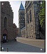 Domkyrkan Lund Se 12 Acrylic Print