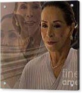 Dona Mother Acrylic Print
