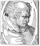 Donato Bramante (1444-1514) Acrylic Print