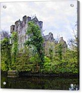 Donegal Castle In Donegaltown Ireland Acrylic Print