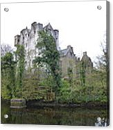 Donegal Castle Ruins Acrylic Print
