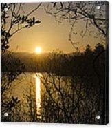 Donegal Morning - Lough Eske Acrylic Print